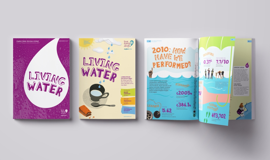 Other design projects – Vicki Swain | Graphic design